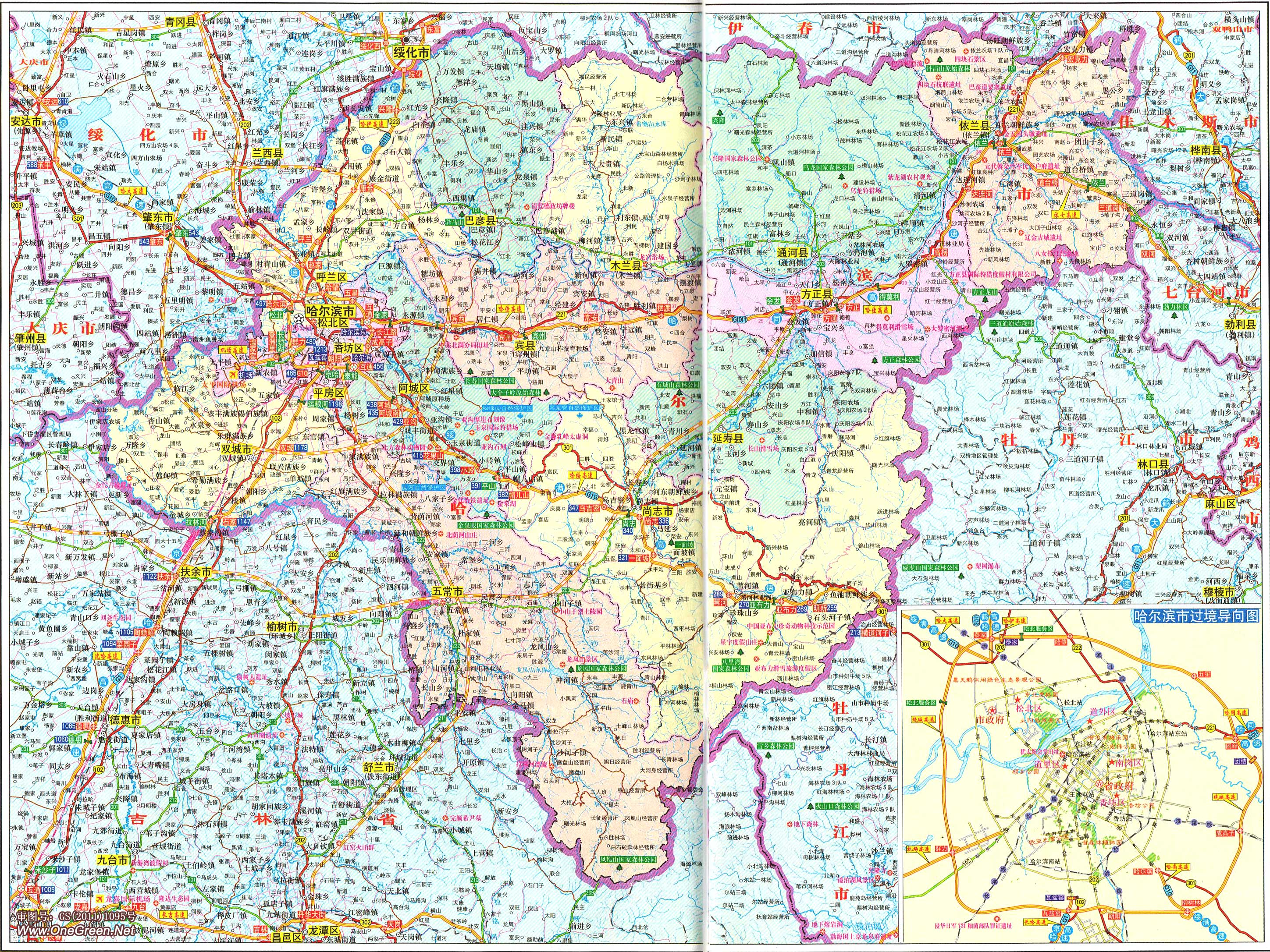西安交通地图_哈尔滨地图全图高清版_地图窝